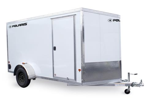 2018 Polaris Trailers PC 7x14 ADV-IF in Garden City, Kansas