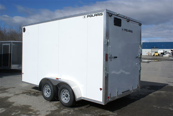 2018 Polaris Trailers PC 7x16-IF in Cottonwood, Idaho