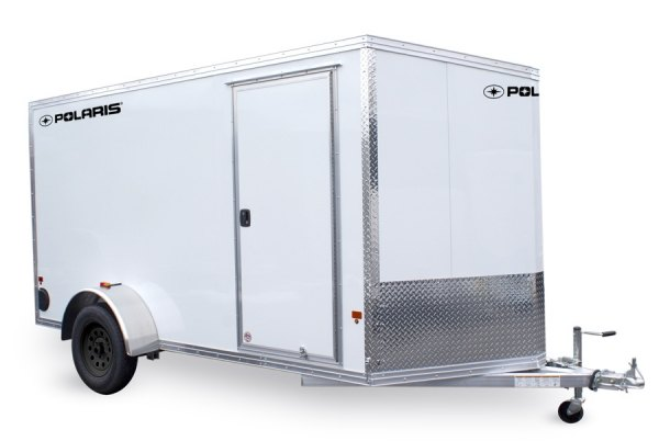 2018 Polaris Trailers PC 7x16 ADV-IF in Cottonwood, Idaho