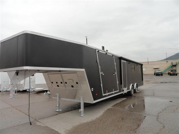 2018 Polaris Trailers PEG 8.5x34 in Saint Johnsbury, Vermont