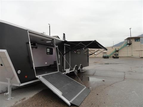 2018 Polaris Trailers PEG 8.5x36 in Cottonwood, Idaho