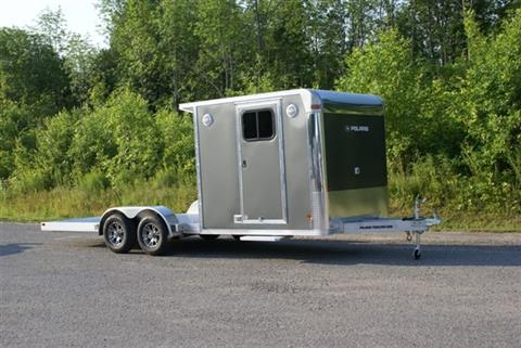 2018 Polaris Trailers POCH 8.5x22 X in Saint Johnsbury, Vermont