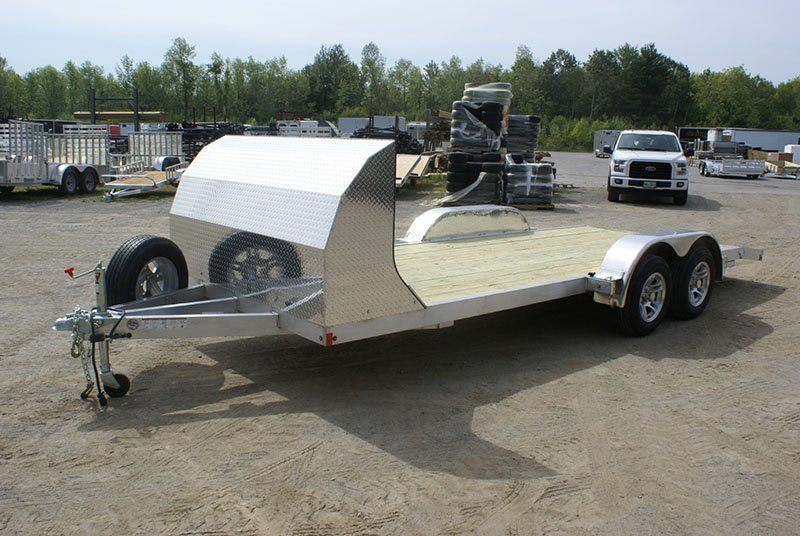 2018 Polaris Trailers POCH 8x16-W-2.0 in Jones, Oklahoma