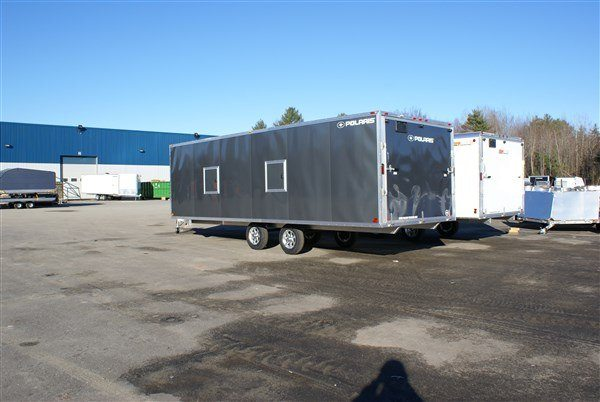 2018 Polaris Trailers PES 101x16 (6.5) BD in Jones, Oklahoma
