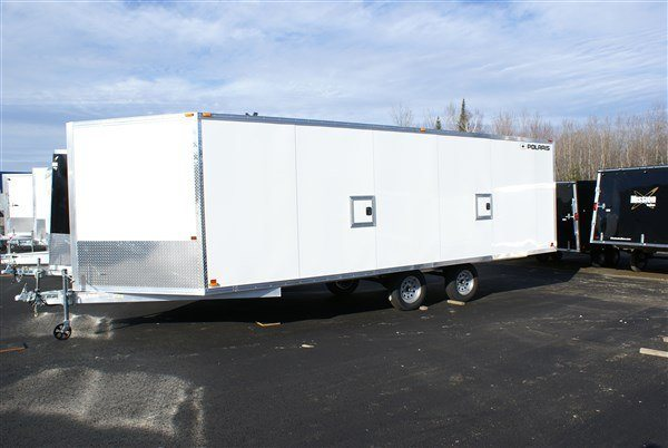 2018 Polaris Trailers PES 101x18DL LM in Jones, Oklahoma