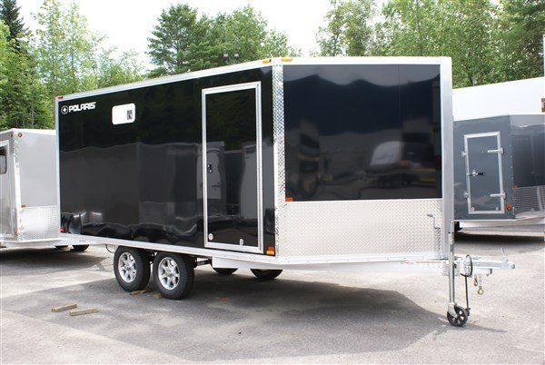 2018 Polaris Trailers PES 101x22DL LM in Jones, Oklahoma