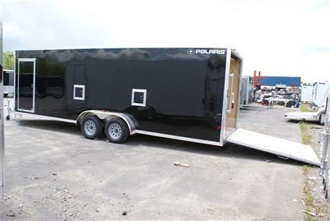 2018 Polaris Trailers PES 7x14L Deluxe in Jones, Oklahoma