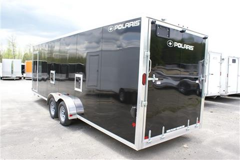 2018 Polaris Trailers PES 7x18L Deluxe in Jones, Oklahoma