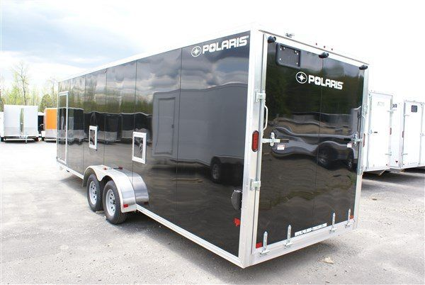 2018 Polaris Trailers PES 7x24L Elite in Jones, Oklahoma