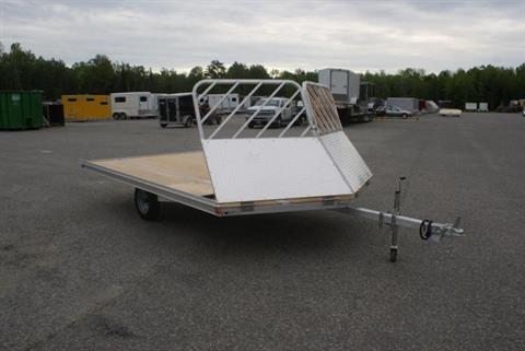 2018 Polaris Trailers PFS 101x12LV in Auburn, California