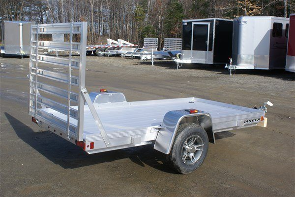2018 Polaris Trailers PU4.5X8-RA in Saint Johnsbury, Vermont