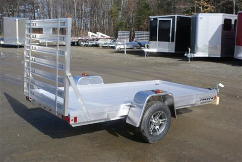 2018 Polaris Trailers PU5X10-RA in Saint Johnsbury, Vermont