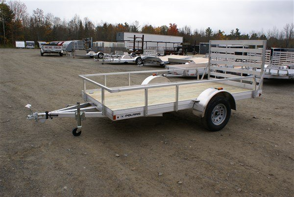 2018 Polaris Trailers PU5X10-RW in Milford, New Hampshire