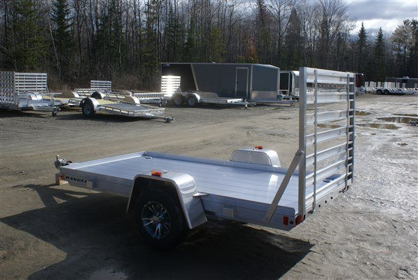 2018 Polaris Trailers PU5X14-RA in Jones, Oklahoma