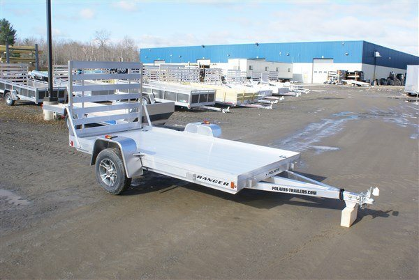 2018 Polaris Trailers PU5X16-RA in Cottonwood, Idaho