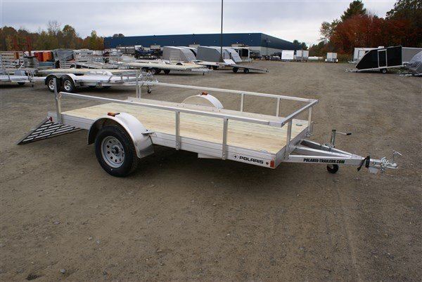 2018 Polaris Trailers PU4.5X10-RW in Saint Johnsbury, Vermont