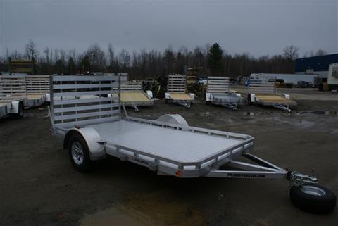 2018 Polaris Trailers PU6.5X10FA in Saint Johnsbury, Vermont