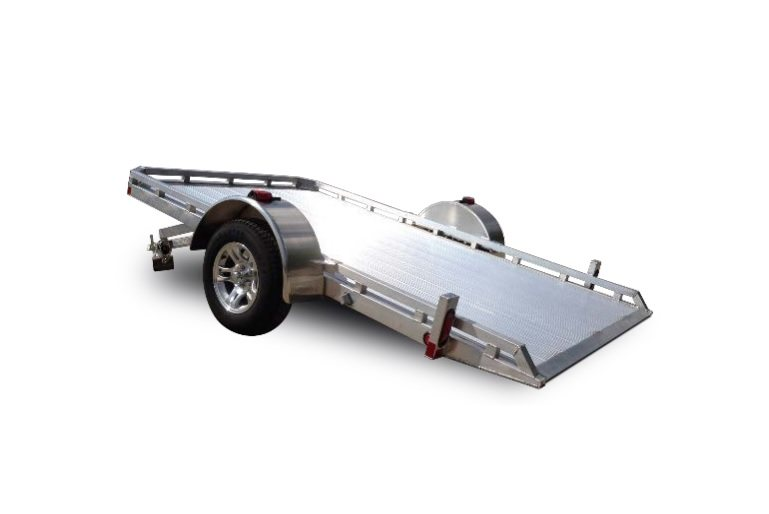 2018 Polaris Trailers PU6.5X12FA-TILT in Saint Johnsbury, Vermont