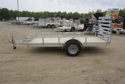 2018 Polaris Trailers PU80x10WR-2.0 in Jones, Oklahoma