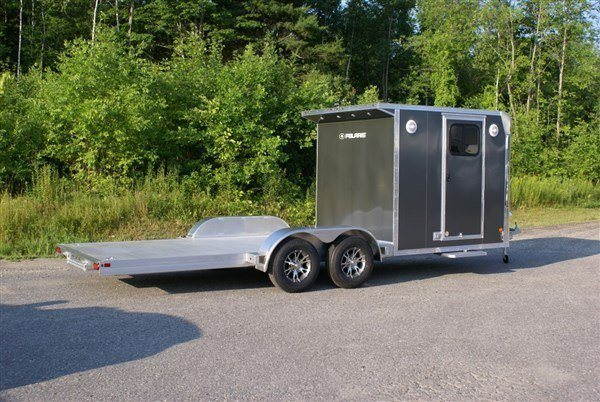 2019 Polaris Trailers POCH 8.5x20 X in Cottonwood, Idaho - Photo 2