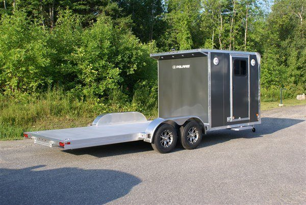 2019 Polaris Trailers POCH 8.5x20 X in Cottonwood, Idaho - Photo 3