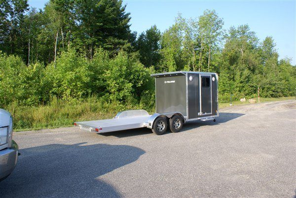 2019 Polaris Trailers POCH 8.5x20 X in Cottonwood, Idaho - Photo 4