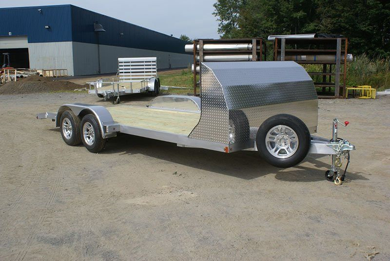 2018 Polaris Trailers POCH 8x22-W-10K-2.0 in Jones, Oklahoma