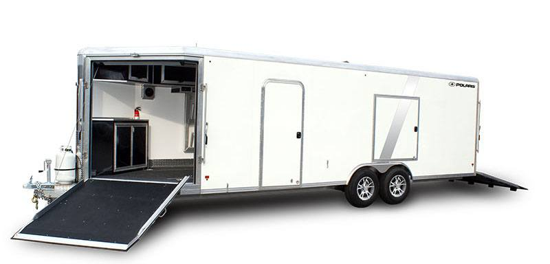 2019 Polaris Trailers PCH 8.5x22 AS EWP in Milford, New Hampshire