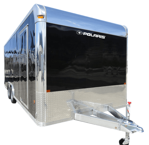 2019 Polaris Trailers PCH 8x20-IF in Lancaster, Texas
