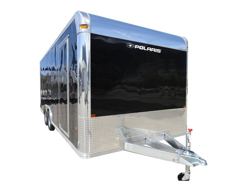 2019 Polaris Trailers PCH 8x20 ADV-IF in Milford, New Hampshire