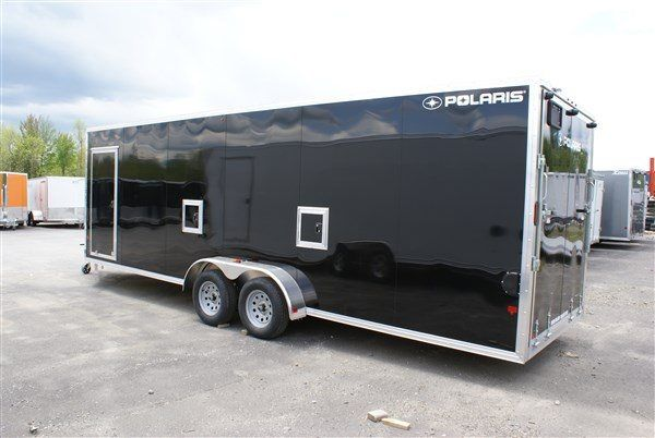 2019 Polaris Trailers PES7x14-IF Elite in Milford, New Hampshire