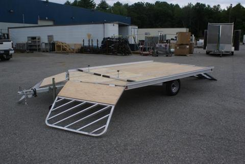 2019 Polaris Trailers PFS101x14LV-BR in Milford, New Hampshire
