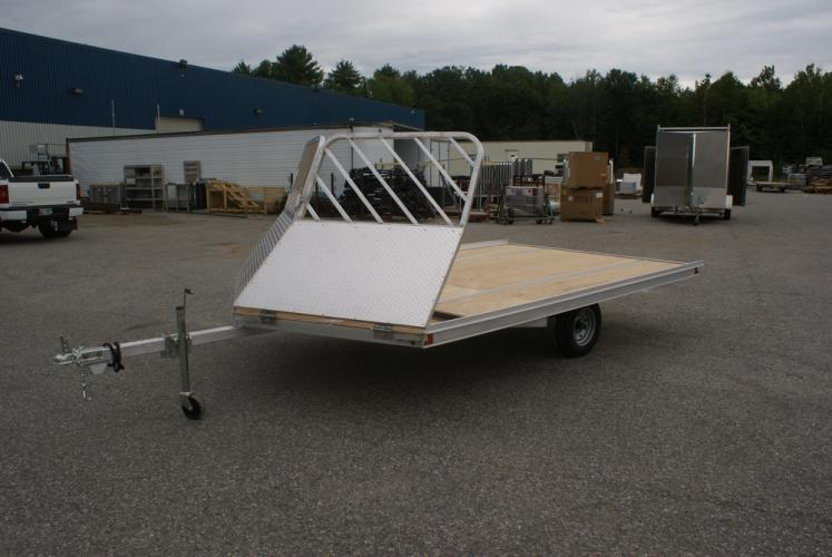 2019 Polaris Trailers PFS 101x16LV in Milford, New Hampshire