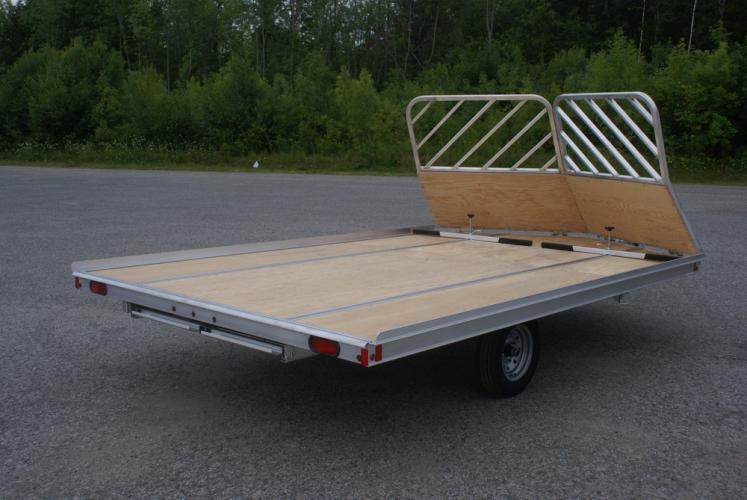 2019 Polaris Trailers PFS101x18LV in Milford, New Hampshire