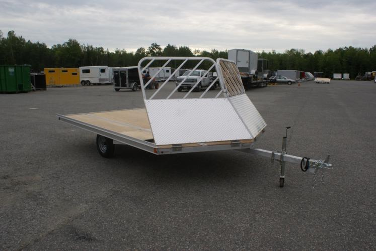 2019 Polaris Trailers PFS101x22LV in Milford, New Hampshire