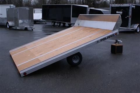 2019 Polaris Trailers PFS 101x10P in Milford, New Hampshire