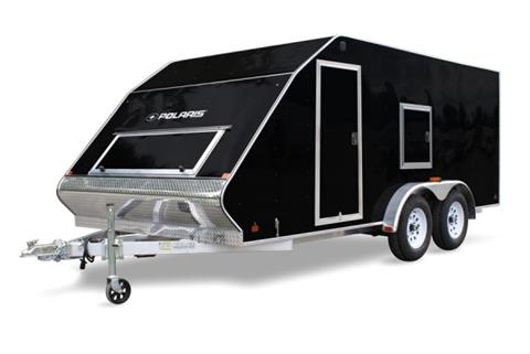 2019 Polaris Trailers PFS 7x16-X in Milford, New Hampshire
