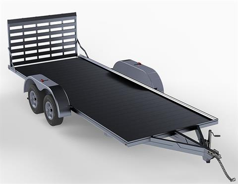 2018 Polaris Trailers PU 80x22AR-2.0 in Jones, Oklahoma