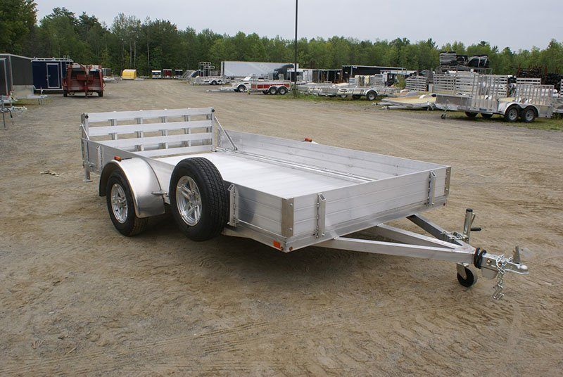 2018 Polaris Trailers PU 80x12AR-2.0 in Auburn, California - Photo 4