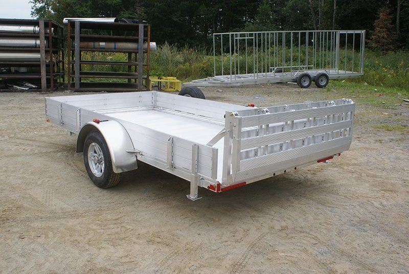 2018 Polaris Trailers PU 80x12AR-2.0 in Auburn, California