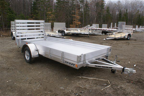 2019 Polaris Trailers RZR10-A 6x10 in Milford, New Hampshire - Photo 6