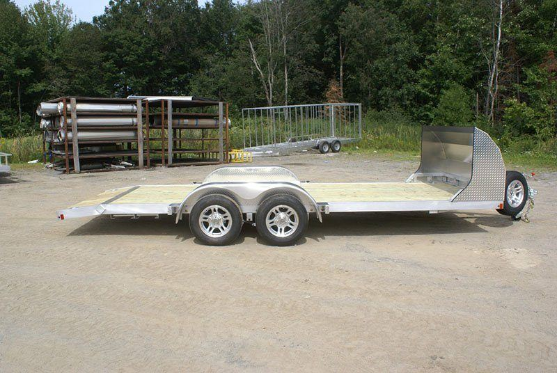 2019 Polaris Trailers POCH 8x18-W-10K-2.0 in Lancaster, Texas - Photo 2
