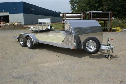 2020 Polaris Trailers POCH 8x22-W-10K-2.0 in Eureka, California - Photo 4