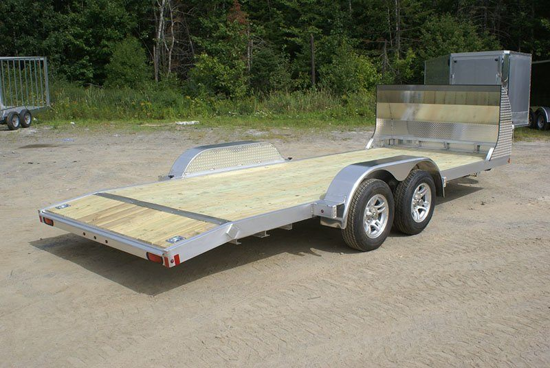 2019 Polaris Trailers POCH 8x18-W-2.0 in Milford, New Hampshire - Photo 7