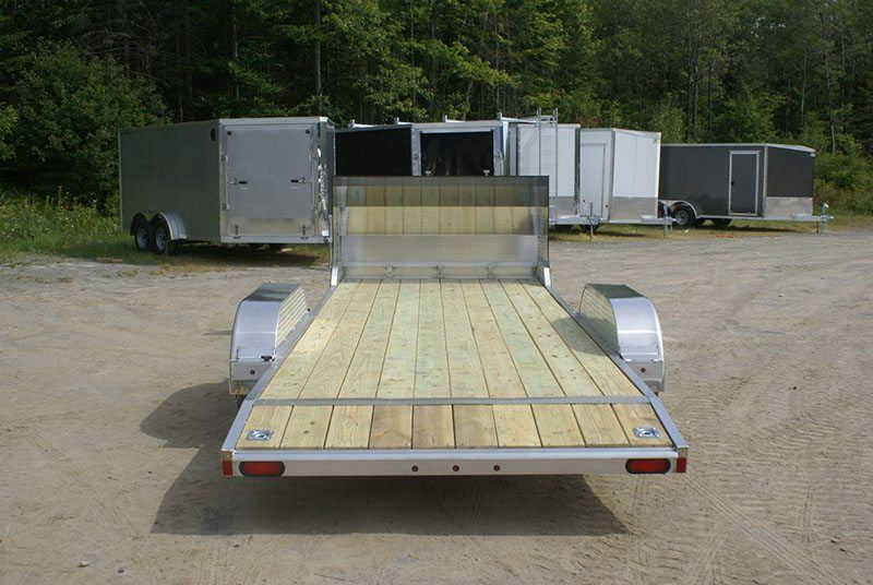 2019 Polaris Trailers POCH 8x20-W-2.0 in Milford, New Hampshire