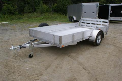 2020 Polaris Trailers PU54x8AR-2.0 in Marshall, Texas - Photo 3