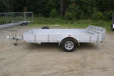2020 Polaris Trailers PU66X10AR-2.0 in Marshall, Texas - Photo 4