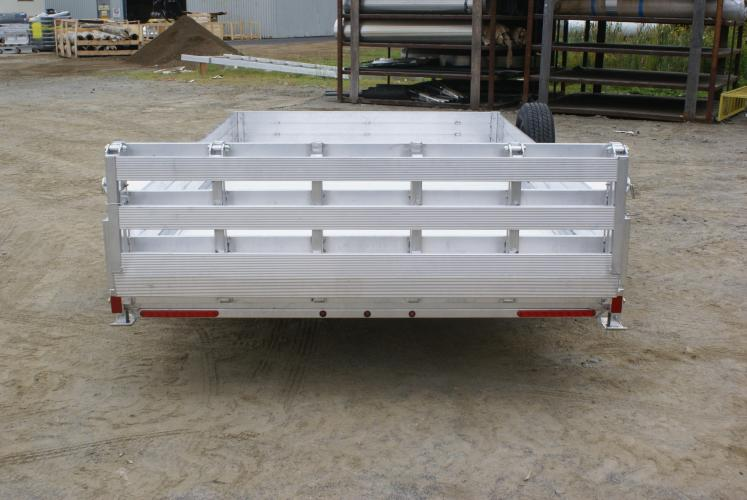 2020 Polaris Trailers PU54x8AR-2.0 in Marshall, Texas - Photo 6