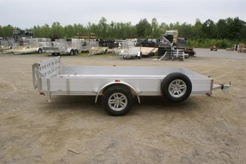 2020 Polaris Trailers PU54x8AR-2.0 in Marshall, Texas - Photo 8