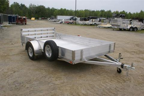 2020 Polaris Trailers PU54x8AR-2.0 in Marshall, Texas - Photo 9